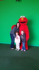 special needs kids day at Sesame Place 2013