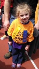Berks County Special Olympics 2013