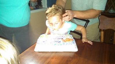 Happy 6th Birthday!!