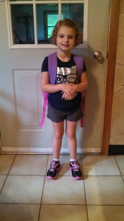 First Day of 1st grade!